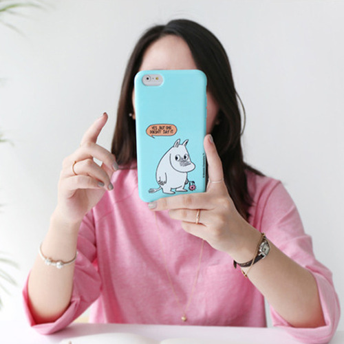 Moomin iPhone 6S/6 Plus 소프트케이스
