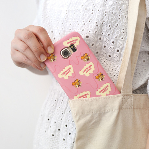 Cookierun Galaxy S6 Hard Case