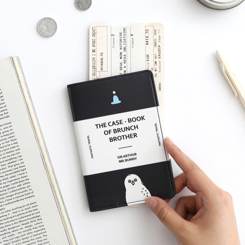 Brunch Brother Passport Cover
