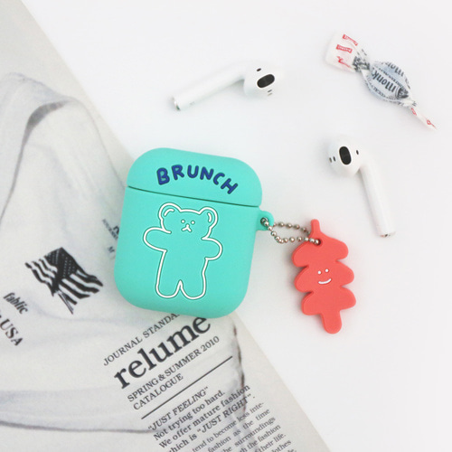 Brunch Brother 베이직 에어팟 케이스