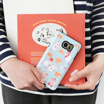 Moomin Galaxy Note5 Protect Case