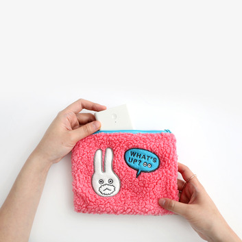 Brunch Brother Square Pouch