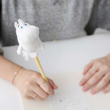 [OUTLET] Moomin Rag Doll Ballpen
