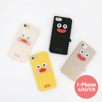 Brunch Brother 실리콘케이스 ver.2 for i-Phone 6/6S/7/8